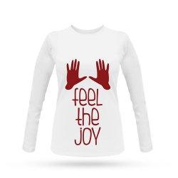 Feel The Joy - Ženska majica
